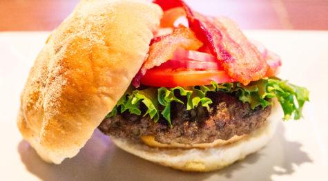 Al Carbon BLT Burger