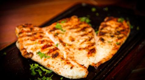 Grilled Chicken Breast Al Carbon Best Burger Miami 33145